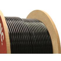 Cable De Acero Con Nylon 7x19 1/8-3/16 Y 152 M Negro