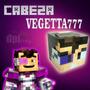 Cabeza Minecraft De Vegetta777
