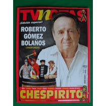 Chespirito El Chavo Del 8 Revista Tv Notas Edicion Especial