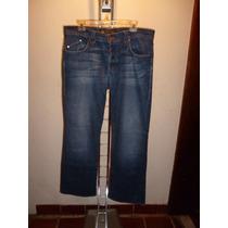 Pantalon Mezcilla Jeans Rock And Republic Hombre Talla 36