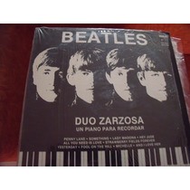 Lp Beatles Duo Zarzosa, Un Piano Para Recordar, Envio Gratis