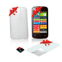 Kit Celular Jpocket 4 2 Sims Micro 16gb Mica Y Protector