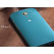 Funda Caratula Case Transparente Rigida Motorola Moto X
