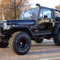 Snorkel 4x4 (tomas Aire Superior) Jeep Wrangler Yj
