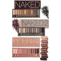 Paleta Naked 1 2 Y 3 Urban Decay Original Nuevas