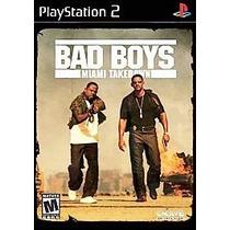 Bad Boys Miami Takedown Ps2 Hombre Araña