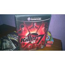 Killer 7 Nuevo Gamecube Gc