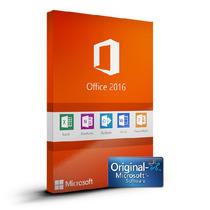 Office Professional Plus 2016 Licencia Original 5 Pc