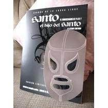 Album De Estampillas De El Santo
