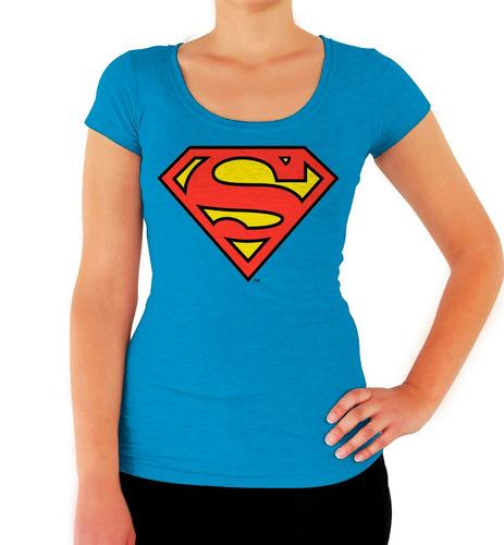 Blusa King Monster Modelo Logo Superman Dama -   220 en Melinterest 7ccb1c47ad449