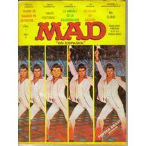 Revista Mad. En Español Numero: 5 (1978) Año 1. $ 90.00