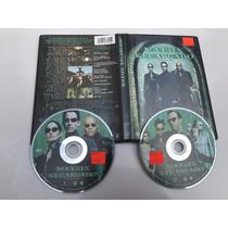 Matrix Recargado, Dvd,excelente Estado,original!