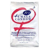 10 Pack Condon Femenino Fc2 Female Condom. Sin Latex