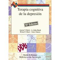 Libro: Terapia Cognitiva De La Depresión Pdf