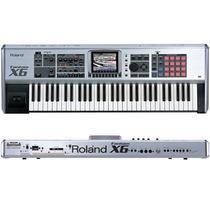 Roland Fantom X6 Teclado Sintetizador 61 Teclas