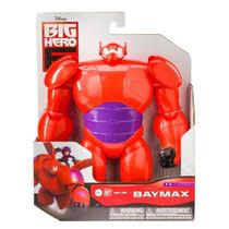 Nuevo Big Hero 6 Grandes Heroes Baymax De Ban Dai En Oferta