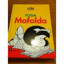 Toda Mafalda - Quino - Pasta Dura
