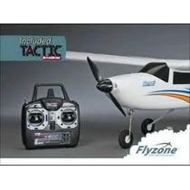 Avion R/c Flyzone Sensei Sport Trainer Ep 2.4ghz Rtf 58