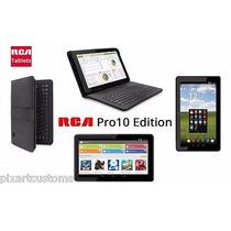 Tablet Rca 10 Pro Procesador De 4 Nucleos Y Kit Para Laptop