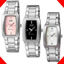 Casio Dama Ltp1165 - Ideal Como Regalo - Varios Colores -