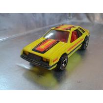 Hot Wheels - Mustang S.v.o O Turbo De 1982 #4