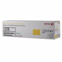 Toner Xerox Phaser 6121 Mfp Color Amarillo N. 106r01475 A.c.