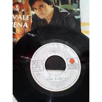 Juan Gabriel Disco De Acetato De 45rpm Mas Envio Gratis