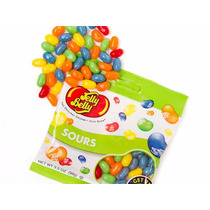 Jelly Belly Beans Sabores Acidos Agridulces 99gr, Dulceria