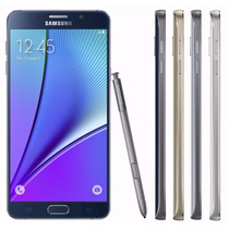 Samsung Galaxy Note 5 32gb Octacore 4g 5.7 16mp 4gb Ram