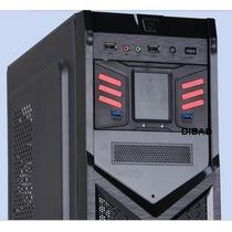 Panel Frontal Lcd - Controla 1 Ventilador - Cpu - Gabinete