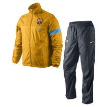 Conjunto Chamarra Pants Nike Barcelona 2013 Viajes Concentra