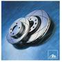 Disco Ate Freno Poder Delanter Golf Jetta A4 1.8 Turbo 99-10