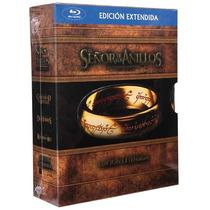 El Señor De Los Anillos, Trilogia Edicion Extendida, Blu-ray