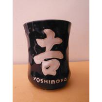 Vaso Yoshinoya Oriental Japon Restaurante Bar Hogar Cocina