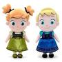 Frozen Muñecas Originales De Disney Store, Al Mejor Precio.