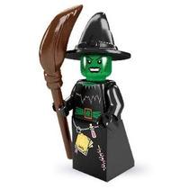 Lego Serie 2 De Colección Minifigure Bruja (halloween)