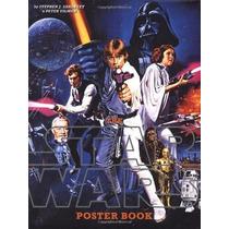 The Star Wars Poster Book - Libro De Arte - Inglés