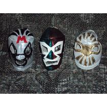 Llaveros De Mascaras De Luchadores Wagner Mistico Mil Mascar