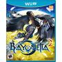 Bayonetta 2 Nintendo Wii U Nuevo Y Sellado Juego