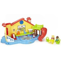 Fisher-price Little People Place Musical Preescolar Playset