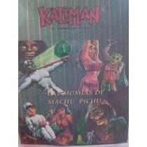 Kaliman Vs Las Momias De Macchu Picchu