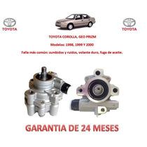 Bomba Licuadora Dirección Hidráulica Toyota Corolla 98-00