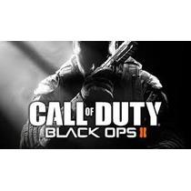 Cod Call Of Duty Black Ops 2 Ps3 Español + 4 Dlc