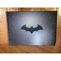 Libro De Arte Batman Arkham Origins Origenes Coleccionable