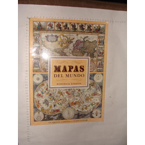 Libro Mapas Del Mundo, Roderick Barron, 40 Laminas A Todo Co