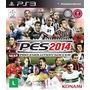 Pro Evolution Soccer 2014 (pes 2014) Para Playstation 3