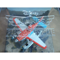 Disney Aviones Pontoon Dusty Fire And Rescue Envio Gratis