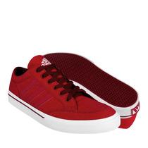 zapatos adidas rojos hombre