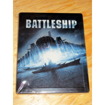 Battleship Batalla Naval Steelbook Blu-ray Envio Gratis