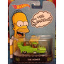 Hot Wheels The Homer Serie Retro 2014 Simpsons 1:64